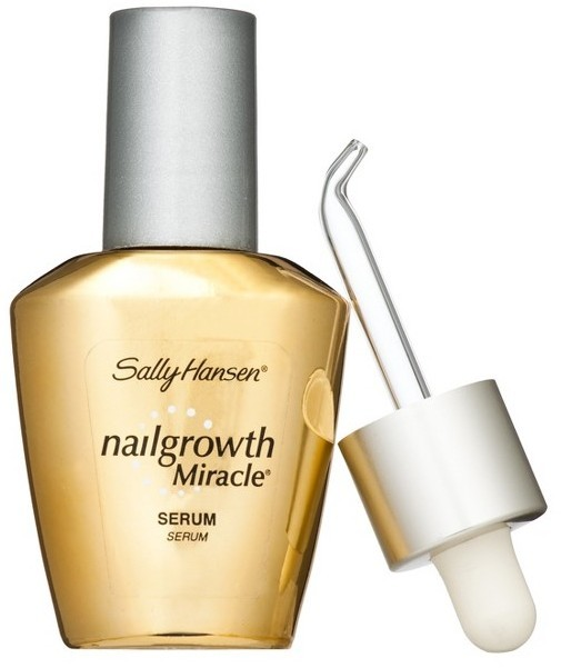 REVIEW: Sally Hansen Nailgrowth Miracle Serum
