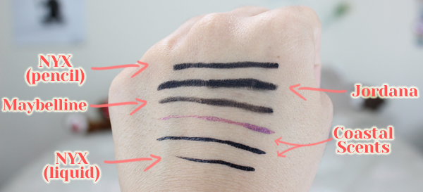 Best Budge-Proof Drugstore Eyeliners for Summer