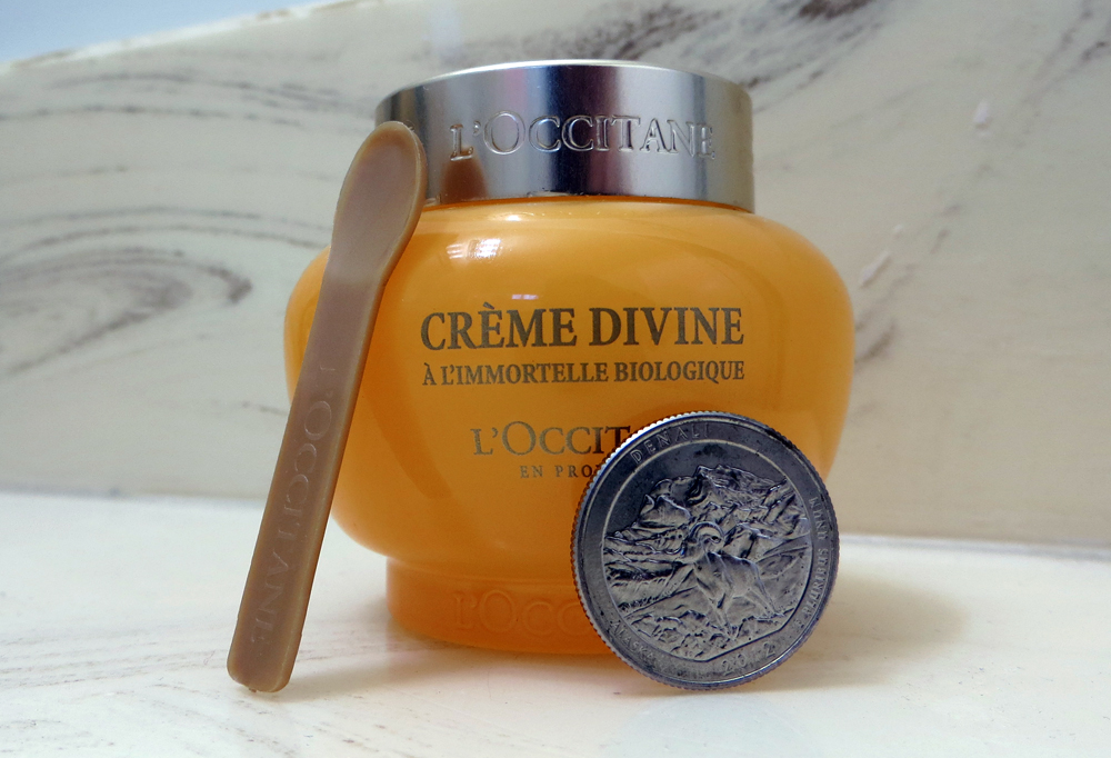 REVIEW: L'Occitane Divine Cream