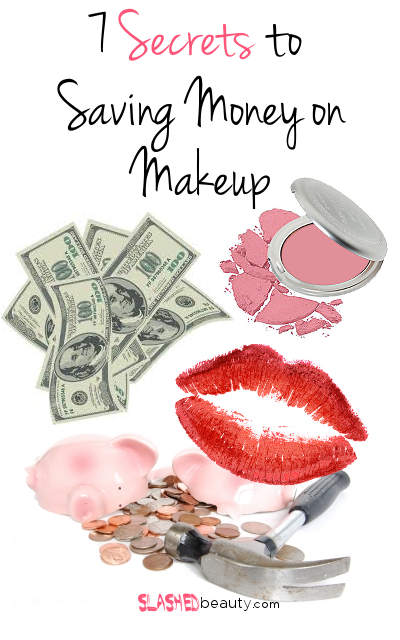 saving money on makeup