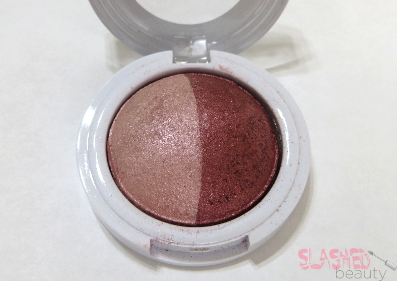 secret rendezvous hard candy kaleyedescope baked eyeshadow