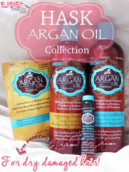 Hask Argain Oil from Morocco Collection