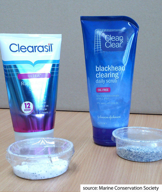 What the Ban on Microbeads Means for Your Favorite Scrubs