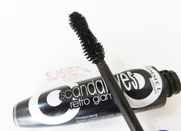 REVIEW: Rimmel Scandaleyes Retro Glam Mascara