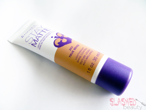 REVIEW: Rimmel Stay Matte Liquid Mousse Foundation