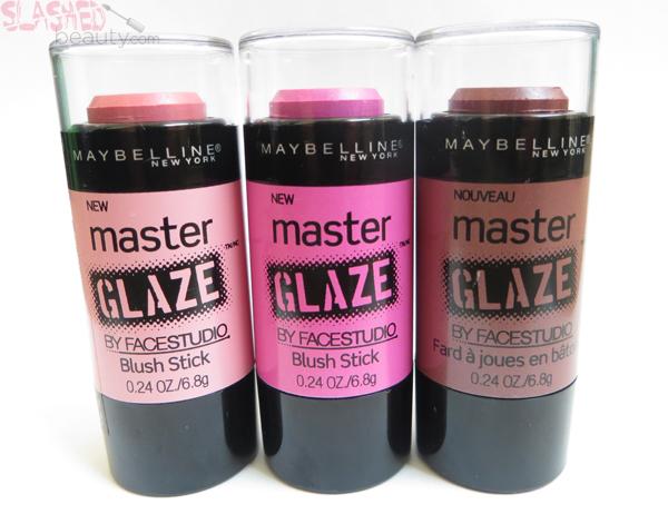 REVIEW: Maybelline FaceStudio Master Glaze Blush Sticks