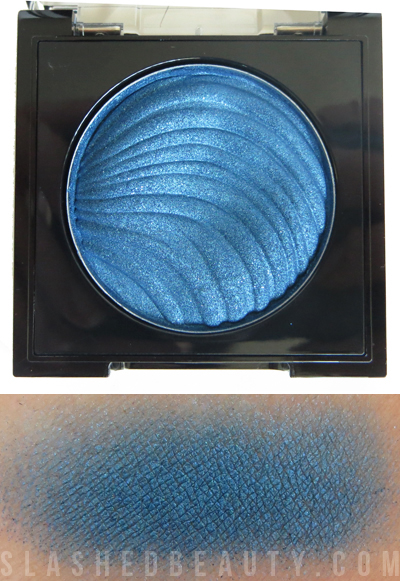 Swatch of Prestige Total Intensity Color Rush Eyeshadow in Out of the BLue