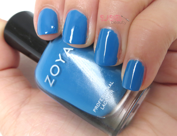 Zoya Summer 2014 Tickled Collection - Ling Swatch