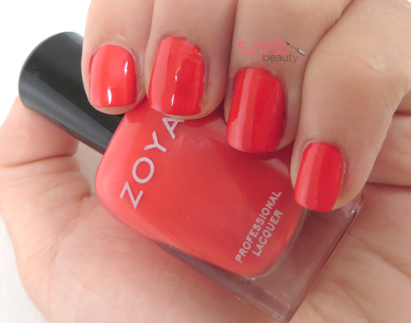 Zoya Summer 2014 Tickled Collection - Rocha Swatch