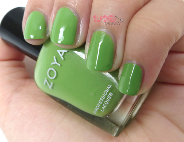 Zoya Summer 2014 Tickled Collection - Tilda Swatch