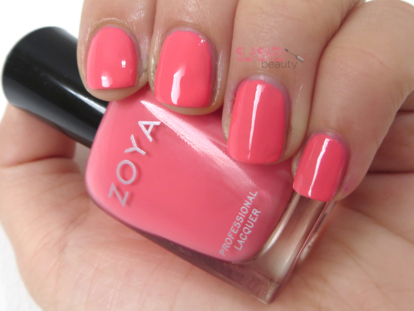 Zoya Summer 2014 Tickled Collection - Wendy Swatch