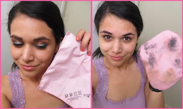 Reusable Makeup Remover Cloths