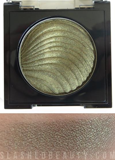 Swatch of Prestige Total Intensity Color Rush Eyeshadow in Makeup Ur Mind