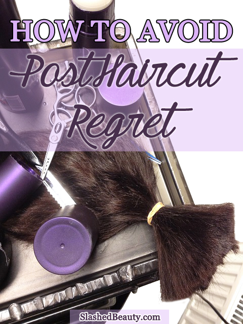 How to Avoid Post Haircut Regret