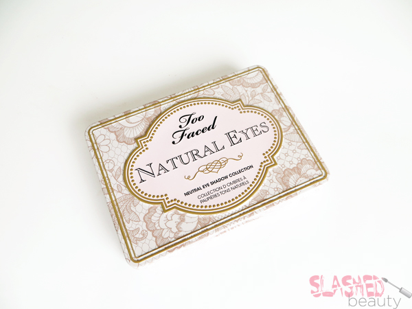 REVIEW + SWATCHES: Too Faced Natural Eyes Palette
