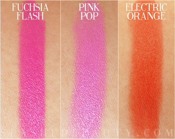 Slashed Beauty | Maybelline ColorSensational Vivids Review & Swatches