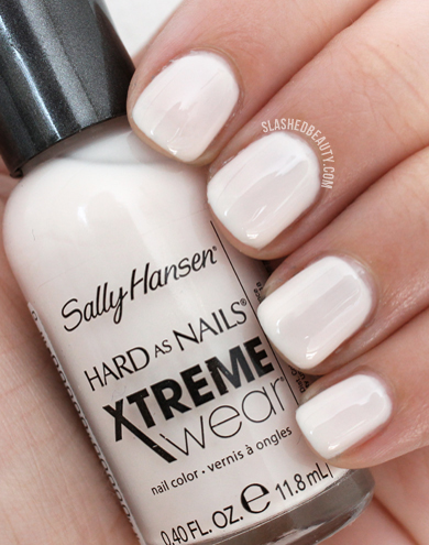 REVIEW & SWATCHES: Sally Hansen Electric Summer Collection, Pearl Up