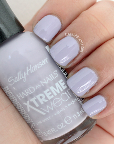 REVIEW & SWATCHES: Sally Hansen Electric Summer Collection, Water Orchid