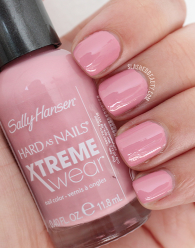 REVIEW & SWATCHES: Sally Hansen Electric Summer Collection, You're Crabby