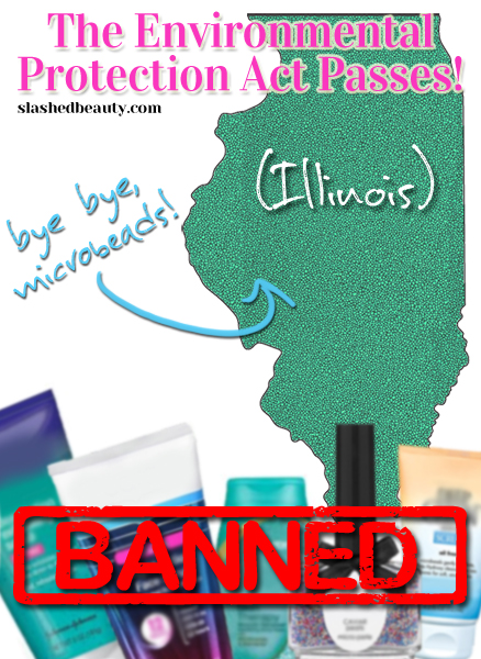 Illinois First State to Ban Microbeads