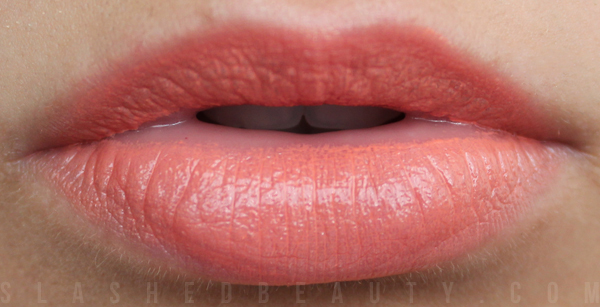 REVIEW: Rimmel Show Off Lip Lacquers - Luna Swatch