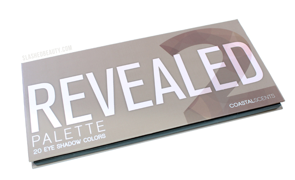REVIEW: Coastal Scents Revealed 2 Palette