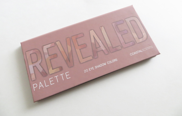 REVIEW: Coastal Scents Revealed Palette