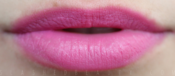 REVIEW & SWATCHES: Jordana Lipsticks - New Shades for 2014: Vivid Rose