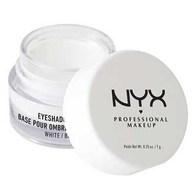 NYX Eyeshadow Base | The Difference Between Eyeshadow Primer and Base | Slashed Beauty