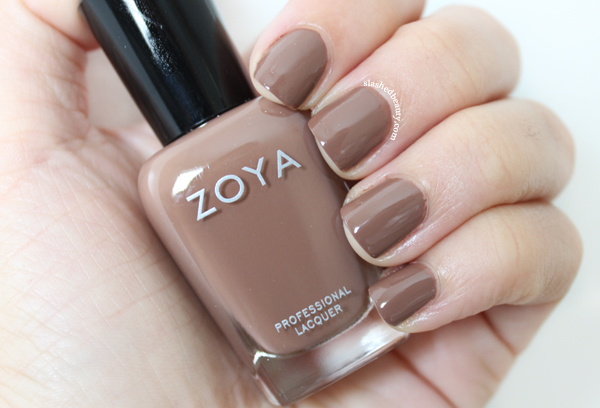 Review & Swatches: Zoya Naturel Deux Collection - Chanelle