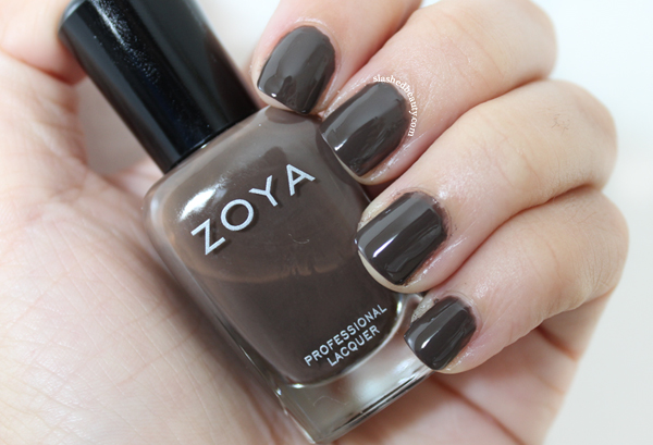 Review & Swatches: Zoya Naturel Deux Collection - Emilia
