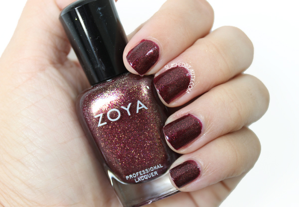 Review & Swatches: Zoya Ignite Collection- India