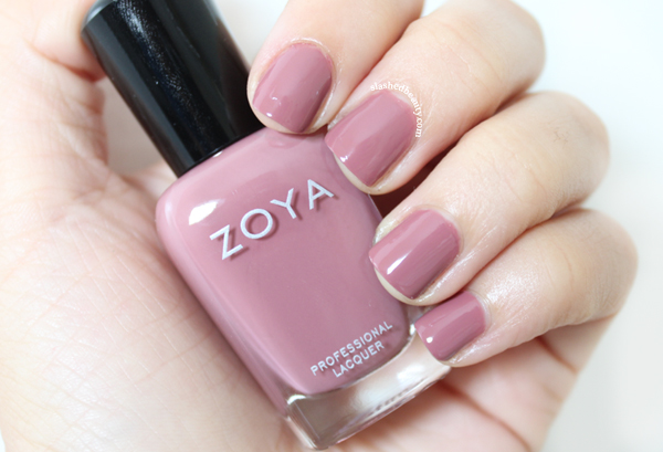 Review & Swatches: Zoya Naturel Deux Collection - Madeline