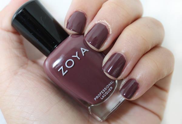 Review & Swatches: Zoya Naturel Deux Collection - Marney