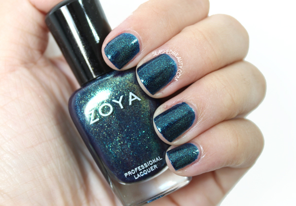 Review & Swatches: Zoya Ignite Collection- Remy