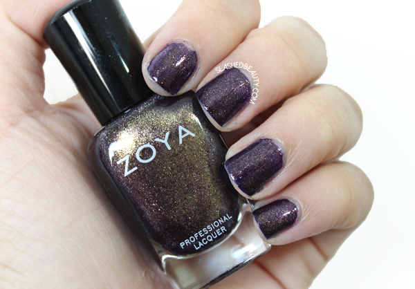 Review & Swatches: Zoya Ignite Collection- Sansa