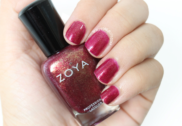 Review & Swatches: Zoya Ignite Collection- Teigen