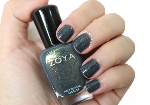 Review & Swatches: Zoya Ignite Collection- Yuna