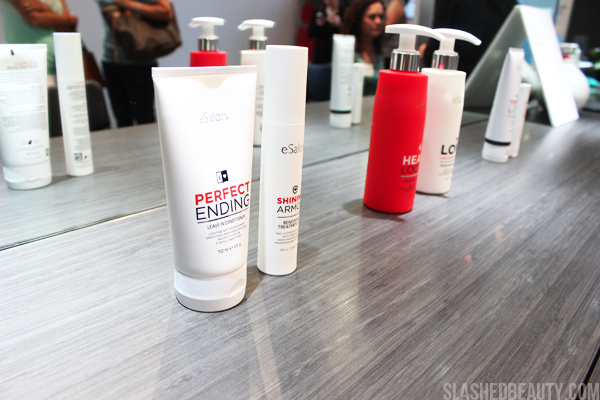Behind the Scenes at eSalon: Custom Hair Color on a Budget
