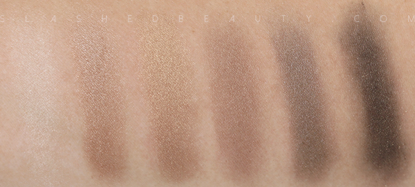 Review & Swatches: Pixi Mesmerizing Mineral Palettes in Rich Gold & Silver Sky