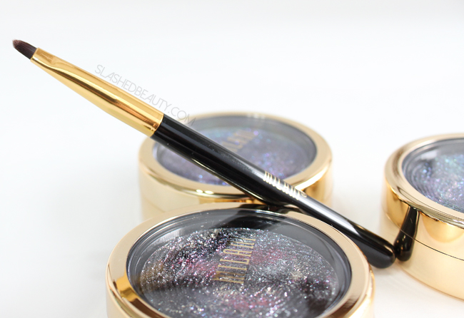 Review & Swatches: Milani Constellation Gel Eyeliners