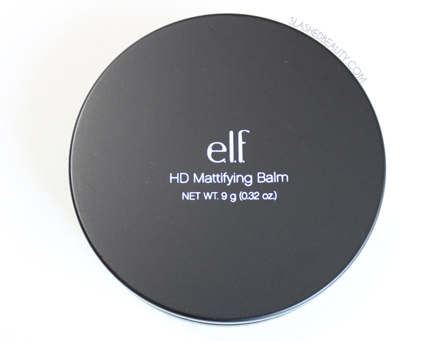 Review: e.l.f. Studio HD Mattifying Balm