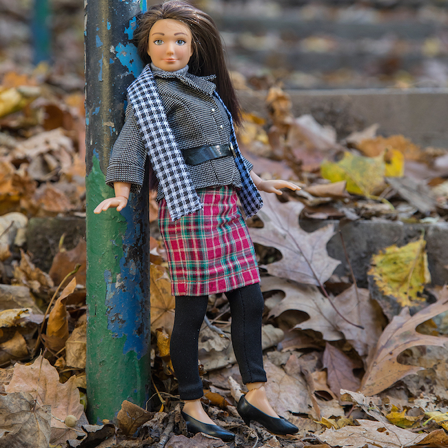 Lammily Has Arrived! The Average Looking Fashion Doll