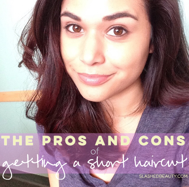 The Pros and Cons of Getting a Short Haircut