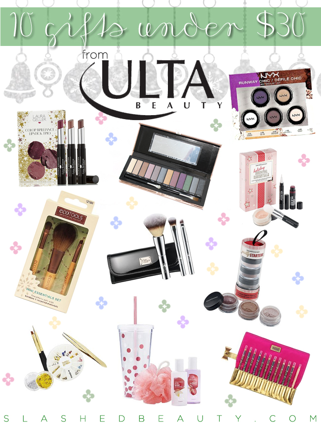 10 ULTA Holiday Gifts Under $30 You Can Pick Up Now