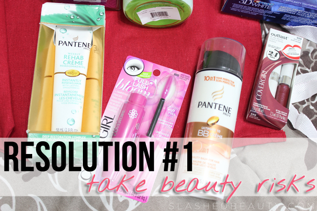Beauty, Health and Wellness Resolutions #StartsHere | Slashed Beauty