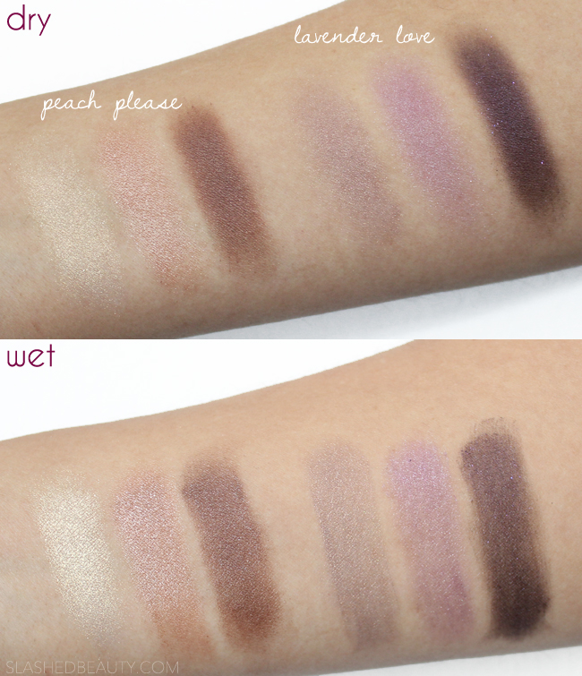 Review & Swatches: e.l.f. Baked Eyeshadow Trios | Slashed Beauty