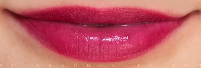 Review + Swatches: e.l.f. Studio Moisturizing Lipsticks | Slashed ...