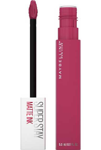 Maybelline Superstay Matte Ink Liquid Lipstick | The 6 Best Drugstore Liquid Lipsticks | Slashed Beauty