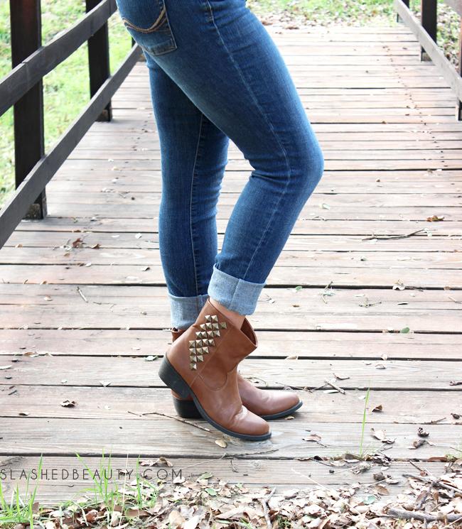 My Wrecker Boots | Slashed Beauty
